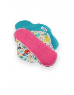 Compresa REGULAR PETIT LULU Cat Meadow (UNIDAD)