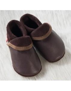 Zapato de gateo POLOLO marrón