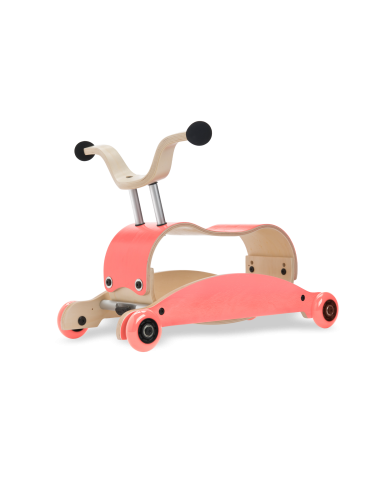 Wishbone Mini Flip Pink