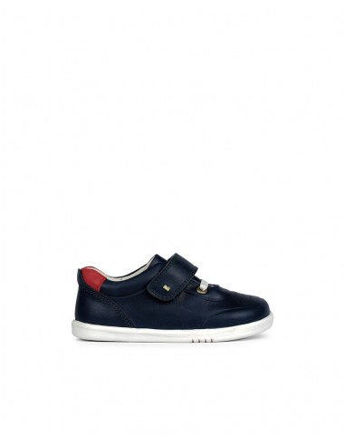 635502 Bobux OW20 IW Ryder Navy + Red