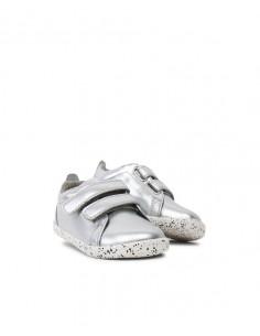 634901B Bobux OW20 IW Grass Court - Waterproof Silver