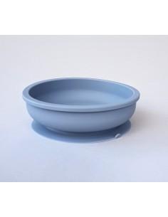 Plato Silicona Azul GAIA...