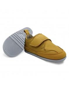 Zapato feroz Garbí Mostaza...