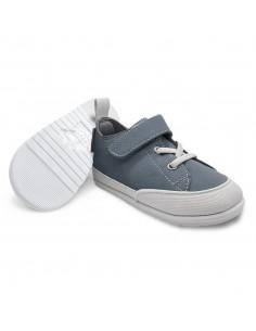 Zapato Feroz Turia Nylon Gris AW20
