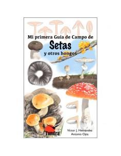 Guía de campo de setas y otros hongos