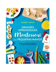 Aprendizajes Montessori para pequeñas manos