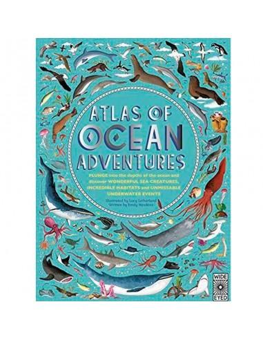 Atlas de aventuras Océanos