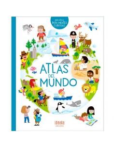 Atlas del mundo. Edelvives