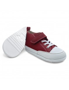 Zapato Feroz Júcar Piel Ladrillo AW20