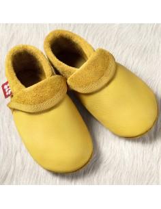 Zapato suela blanda bebé Pololo Soft sole