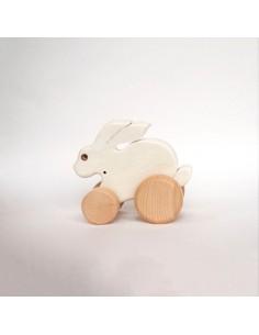 Arrastre Conejo saltarín...