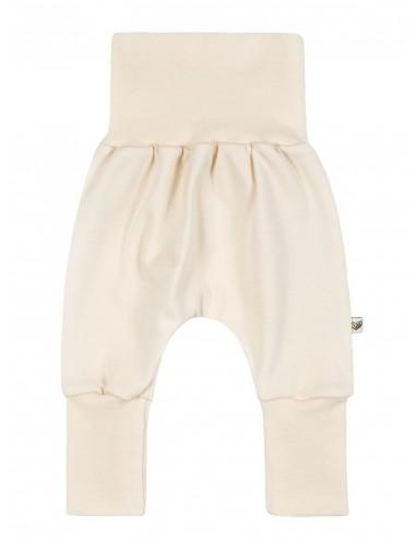 Pantalón sin pies algodón orgánico NATURAL Nanaf Organic