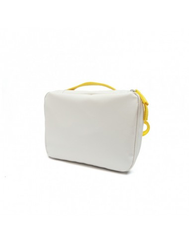 RePet Lunch Bag - White / Lemon EKOBO