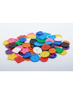 Botones para ensartar TICKIT