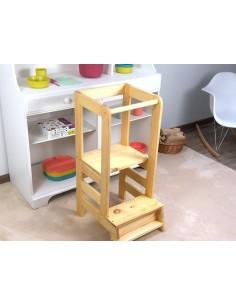 Torre de aprendizaje Montessori  MeowBaby