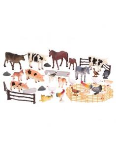 Cubo animales granja (TERRA)