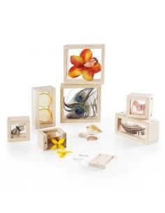 Bloques de madera Tesoros Guide Craft
