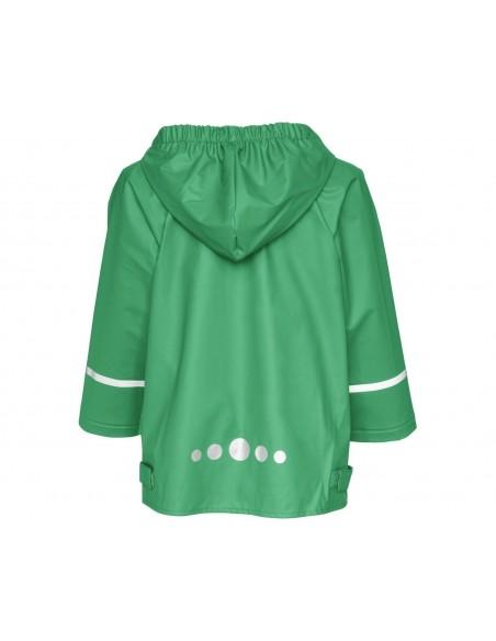 Chaqueta impermeable infantil Playshoes Verde