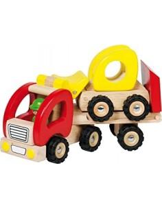 Camión remolque Goki