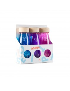 Botella sensorial Pack Magic PETIT BOUM