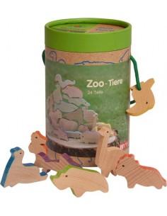 Animales Zoo NIC