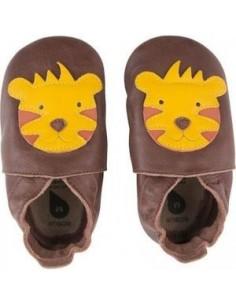 Zapato suela blanda Bobux...