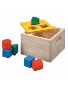 Caja encaja las formas PlanToys®