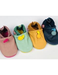 Zapato suela blanda POLOLO  AMIGO tobago