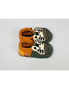 Zapato gateo POLOLO Zebra