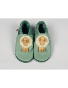 Zapato suela blanda POLOLO Oveja