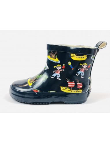 Botas Caña Baja Playshoes Piratas