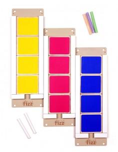 Organizador visual FIZZIDEAS