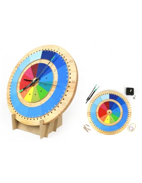 Reloj Manipulativo FIZZIDEAS