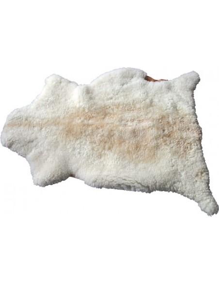 547141 Alfombra de lana pura Natural Dusyma