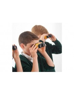 Binoculares prismáticos con...