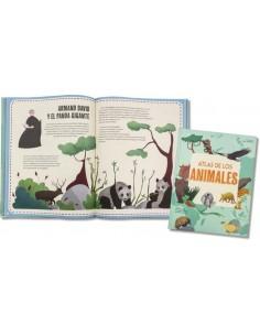 Atlas de los animales.VVKIDS