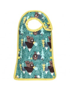 Babero Reversible Bear