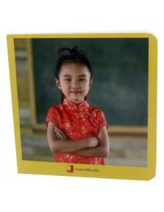 """Libro de fotografías """"Niños del Mundo"""" NOWORDBOOKS"""