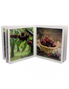 """Libro de fotografías """"Los Frutos del Bosque"""" NOWORDBOOKS"""