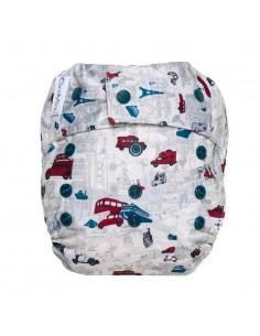 Cobertor GroVia HBWT Snaps