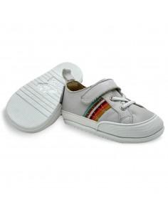 Zapato Feroz Turia Arcoíris Blanco AW20
