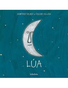 Lúa. GRANDE. Do berce a lúa. Galego