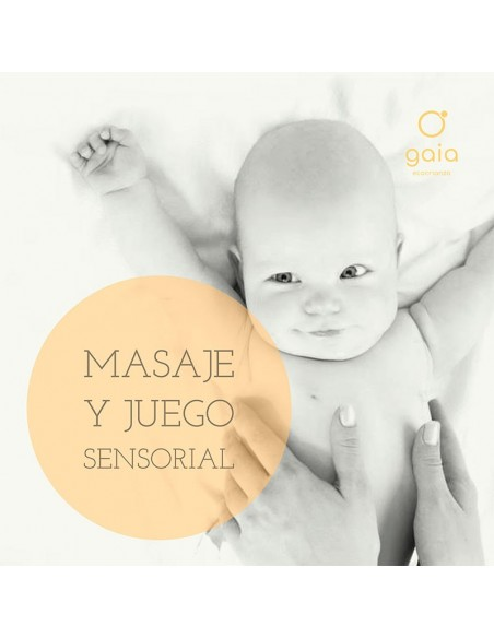 Curso Bebé Masaje y juego sensorial 0-6 meses