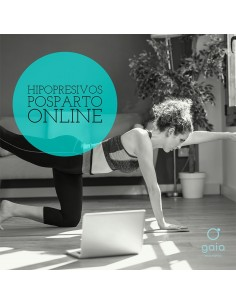 Hipopresivos Postparto en Casa Online