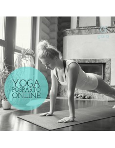 Yoga Postparto en Casa