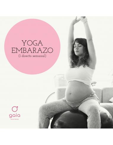 Yoga embarazo online En casa 1