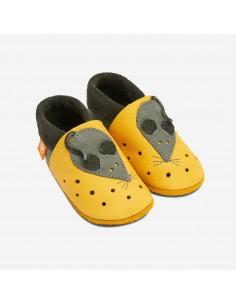 Zapato gateo ORANGENKINDER Ratón