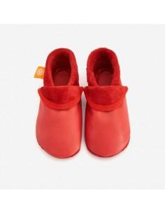 Zapato gateo ORANGENKINDER Classic Rojo