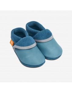 Zapato gateo ORANGENKINDER Classic Azul