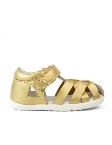 SU Sandalia Tropicana Gold